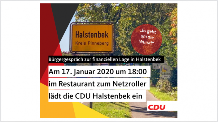 Bürgergespräch Finanzen 17.01.2020